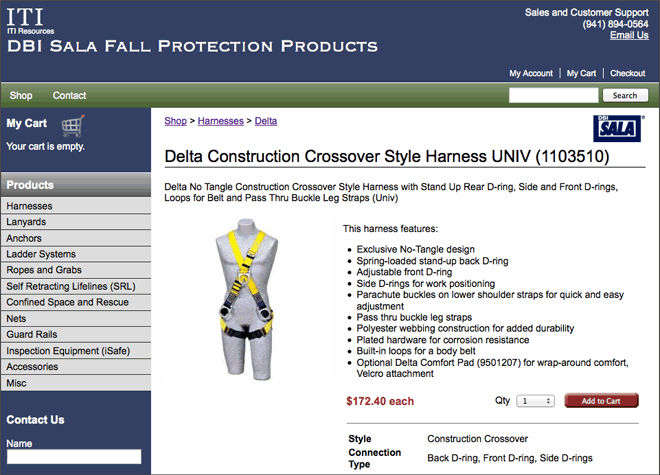 DBI Sala Safety