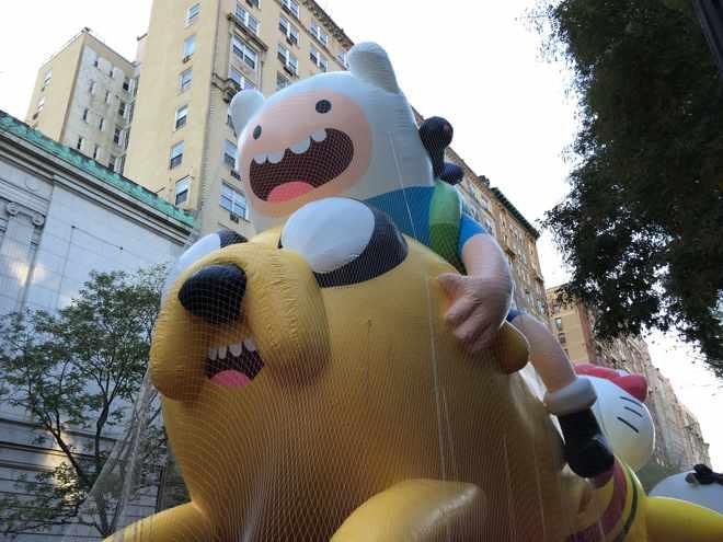 Macy's Thanksgiving Parade Float