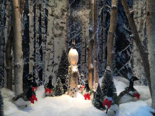 Window Display at Lord and Taylor's