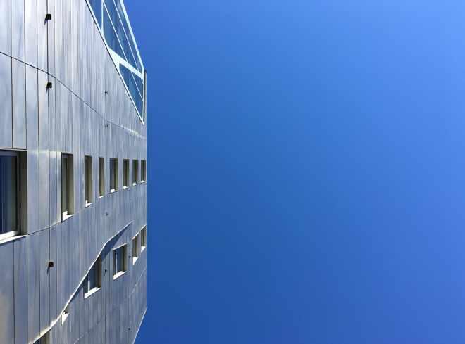 Building in Manhattan